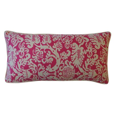 Castle Cotton Lumbar Pillow
