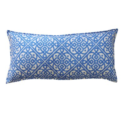 Knots Cotton Lumbar Pillow