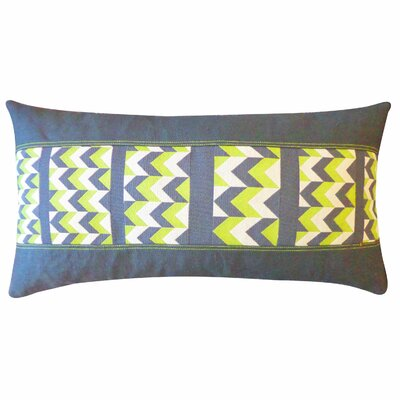 Sharp Cotton Lumbar Pillow