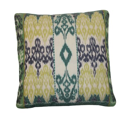 Java Cotton Throw Pillow