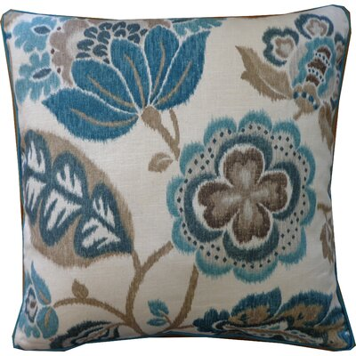 Summer Cotton Throw Pillow