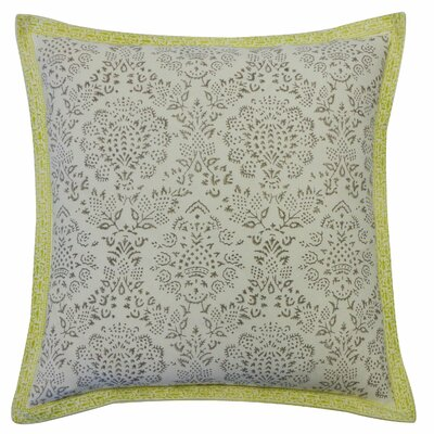 Ratan Cotton Throw Pillow