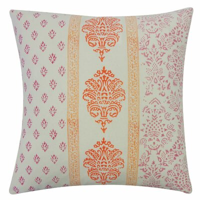 Shakti Cotton Throw Pillow