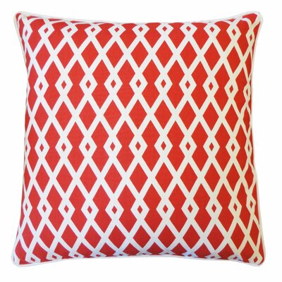 Moderna Cotton Throw Pillow
