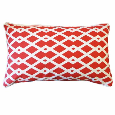 Moderna Cotton Lumbar Pillow