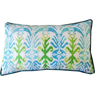 Mud Cotton Lumbar Pillow Color: Esm