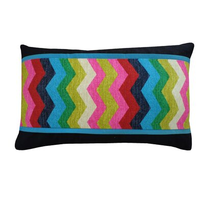 Salta Piece Cotton Lumbar Pillow
