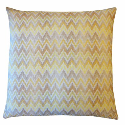 Luxe Cotton Throw Pillow