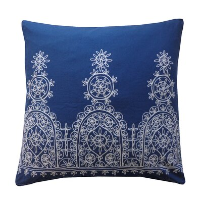 Ana Cotton Throw Pillow