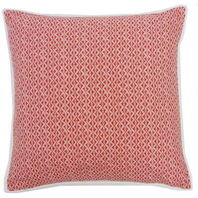 Equis Cotton Throw Pillow