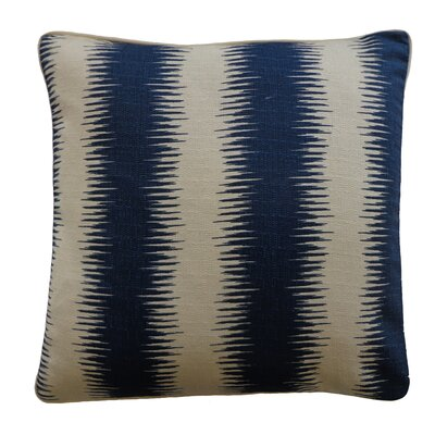 Shock Cotton Throw Pillow