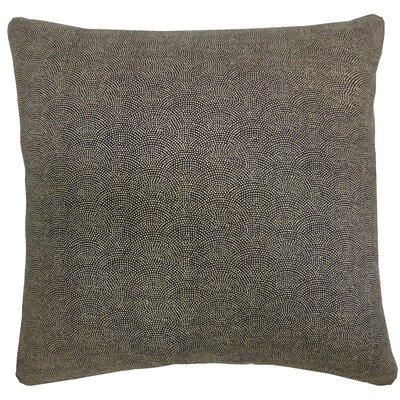 Kioto Dot Cotton Throw Pillow