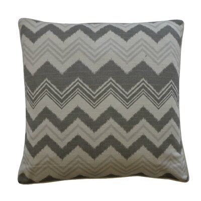 Weave Cotton Throw Pillow