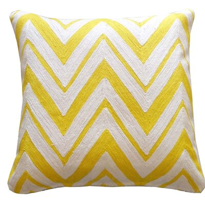Zallie Cotton Throw Pillow