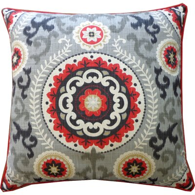 Soul Cotton Throw Pillow
