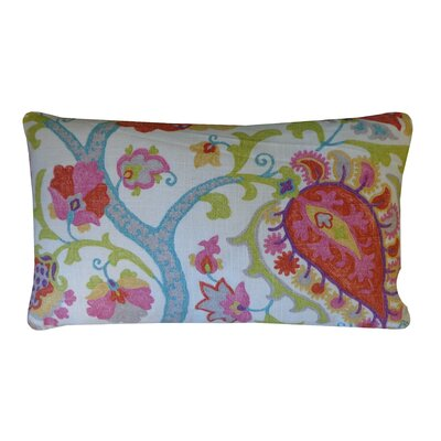 Amapola Cotton Lumbar Pillow