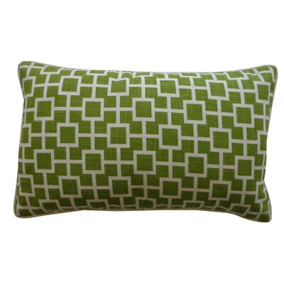 Cube Cotton Lumbar Pillow