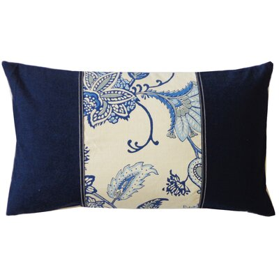 Hilo Cotton Lumbar Pillow