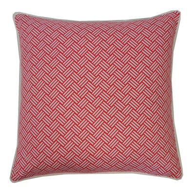 Anellos Cotton Throw Pillow