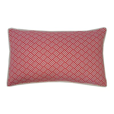 Anellos Cotton Lumbar Pillow
