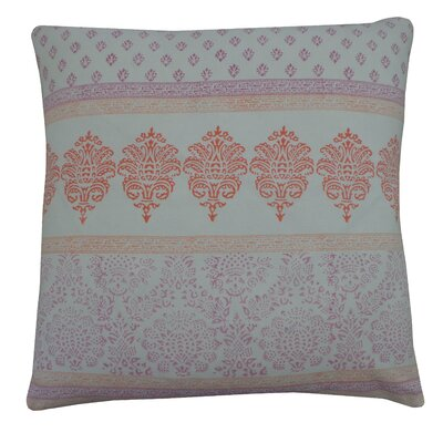 Fortuny Cotton Throw Pillow