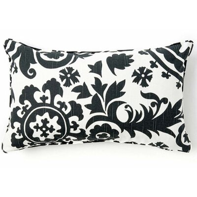 African Zani Cotton Lumbar Pillow