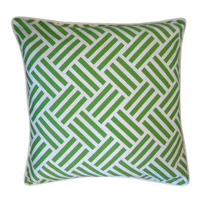 Tribal Cotton Throw Pillow