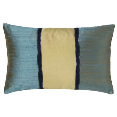 Piece Silk Lumbar Pillow