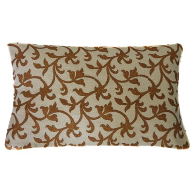 Asis Hand Block Printed Linen Lumbar Pillow