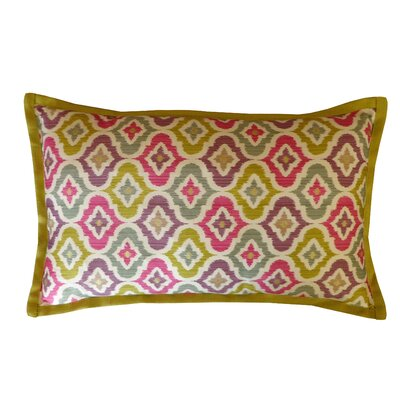 Mineral Cotton Lumbar Pillow Color: Multi