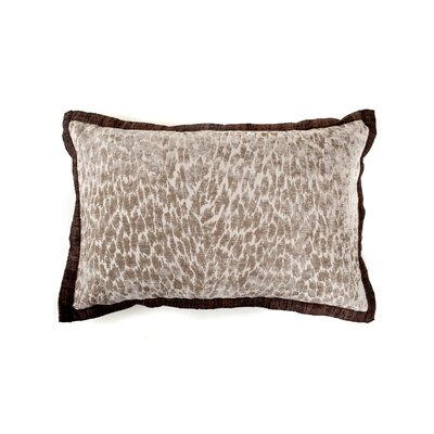 Epona Cotton Throw Pillow Color: Slate