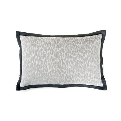 Epona Cotton Throw Pillow Color: Silver