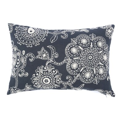 Suzannie Floral Cotton Throw Pillow