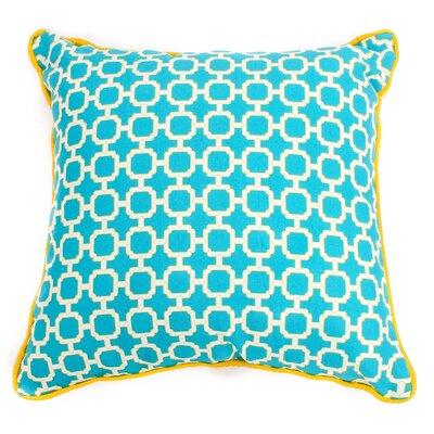 Blocks Outdoor Lumbar Pillow Size: 20 H x 20 W