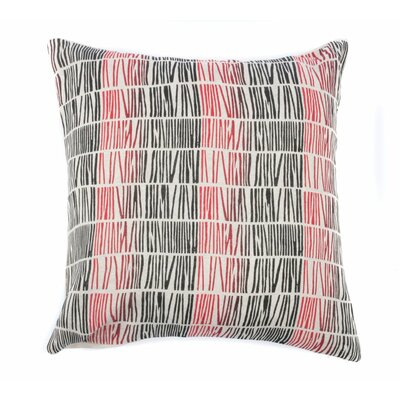 Barcode Throw Pillow