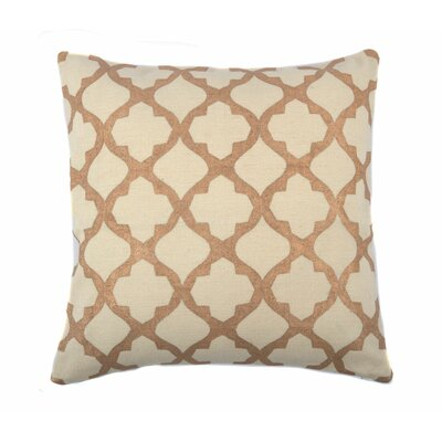 Planks Cotton Throw Pillow