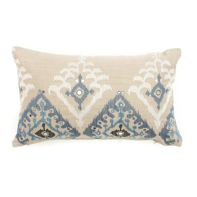 Lumbar Pillow Color: Blue