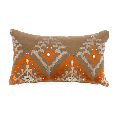 Lumbar Pillow Color: Rust