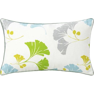 Gingko Cotton Lumbar Pillow