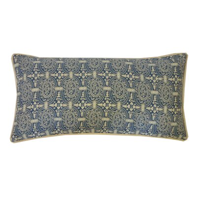 Stamps Lumbar Pillow