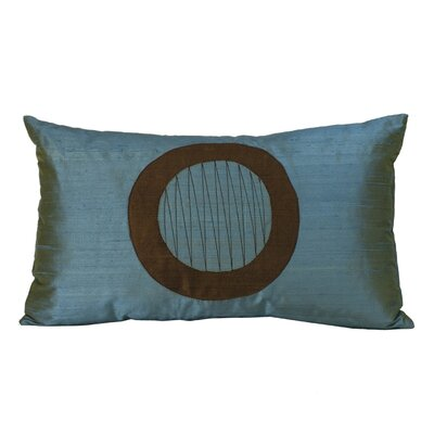 Washer Silk Lumbar Pillow
