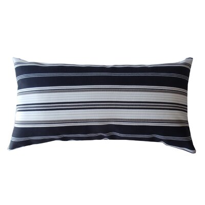 Down the Lane Indoor/Outdoor Lumbar Pillow