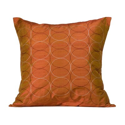 Olympic Silk Throw Pillow