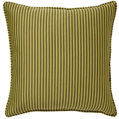 Thin Lines Indoor/Outdoor Throw Pillow
