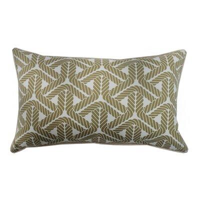 Rope Lumbar Pillow Color: Taupe