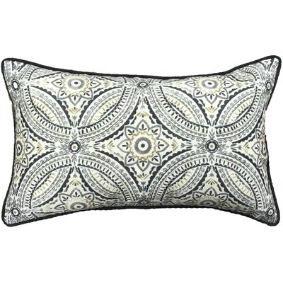 Emblem Outdoor Lumbar Pillow