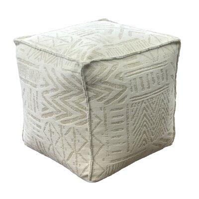 Ressington Cube Ottoman