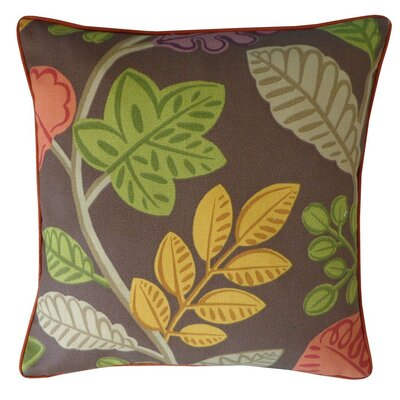 Ballyrashane Palm Outdoor Throw Pillow