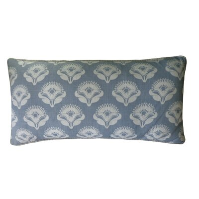 Bright and Fresh Cotton Lumbar Pillow