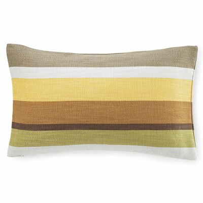 Hosta Stripe Lumbar Pillow
